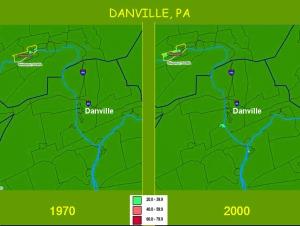 a Danville